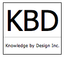 Knowledge by Design, Inc. logo